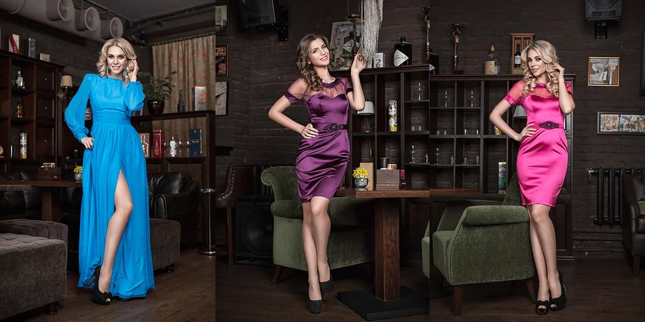 вечерние и коктейльные платья 2017