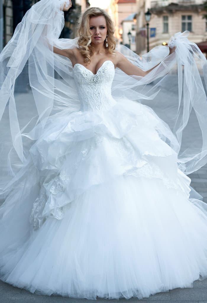 Свадебный салон платья диадема
