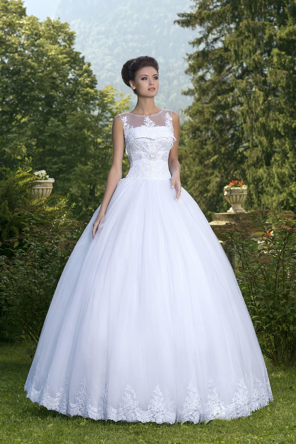 Платье свадебное цена