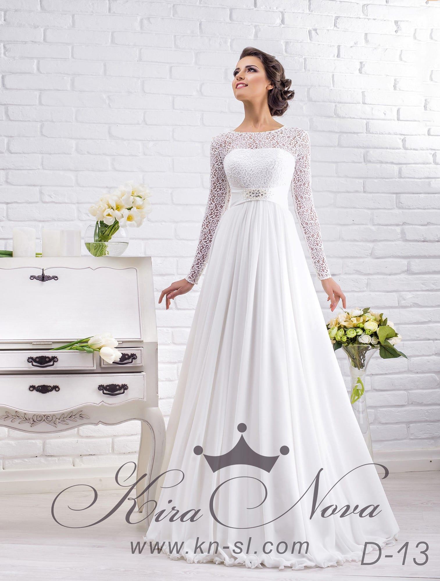 Кира-нова свадебные платья