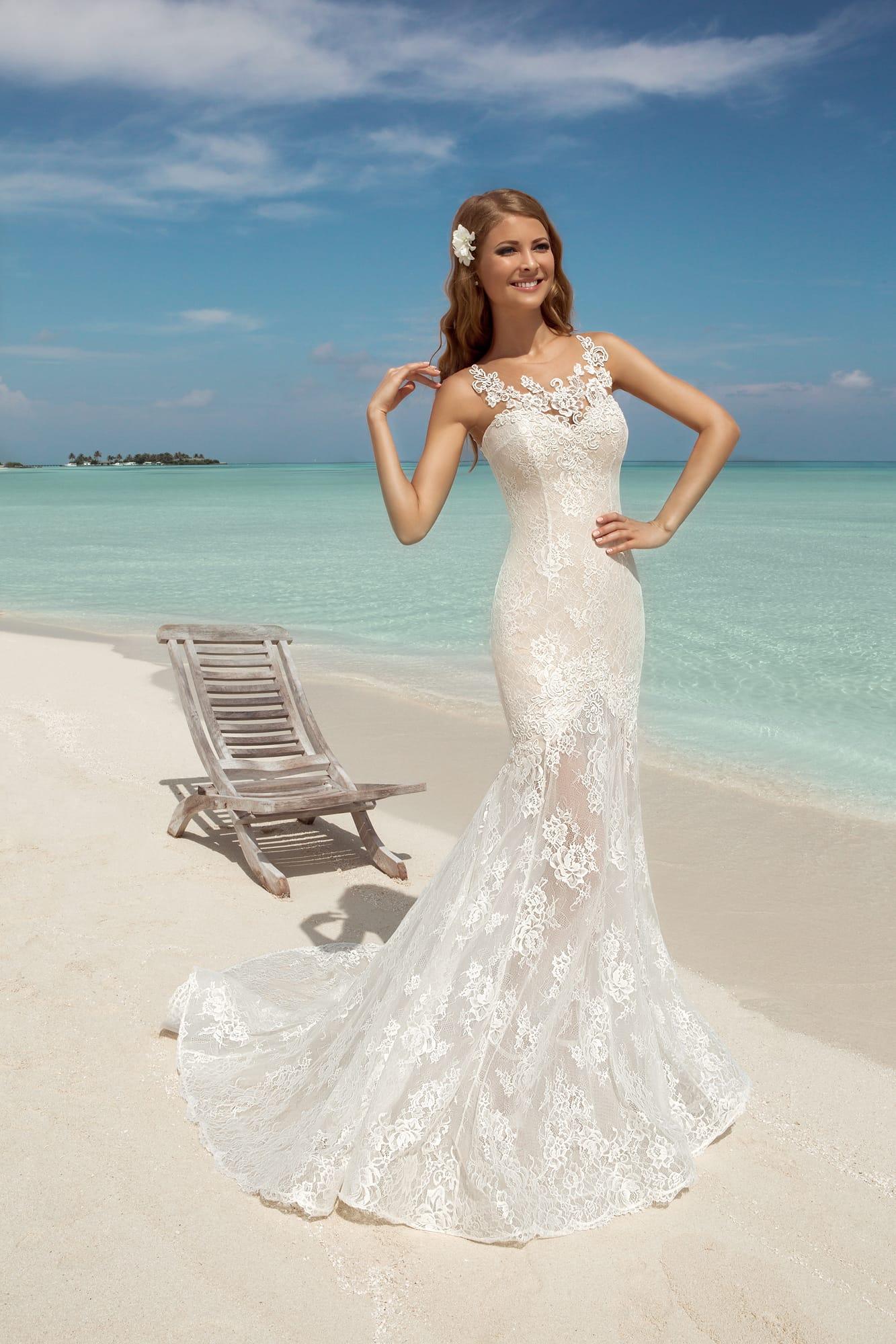 Видео невест в прозрачных свадебных платьях фото 161-215