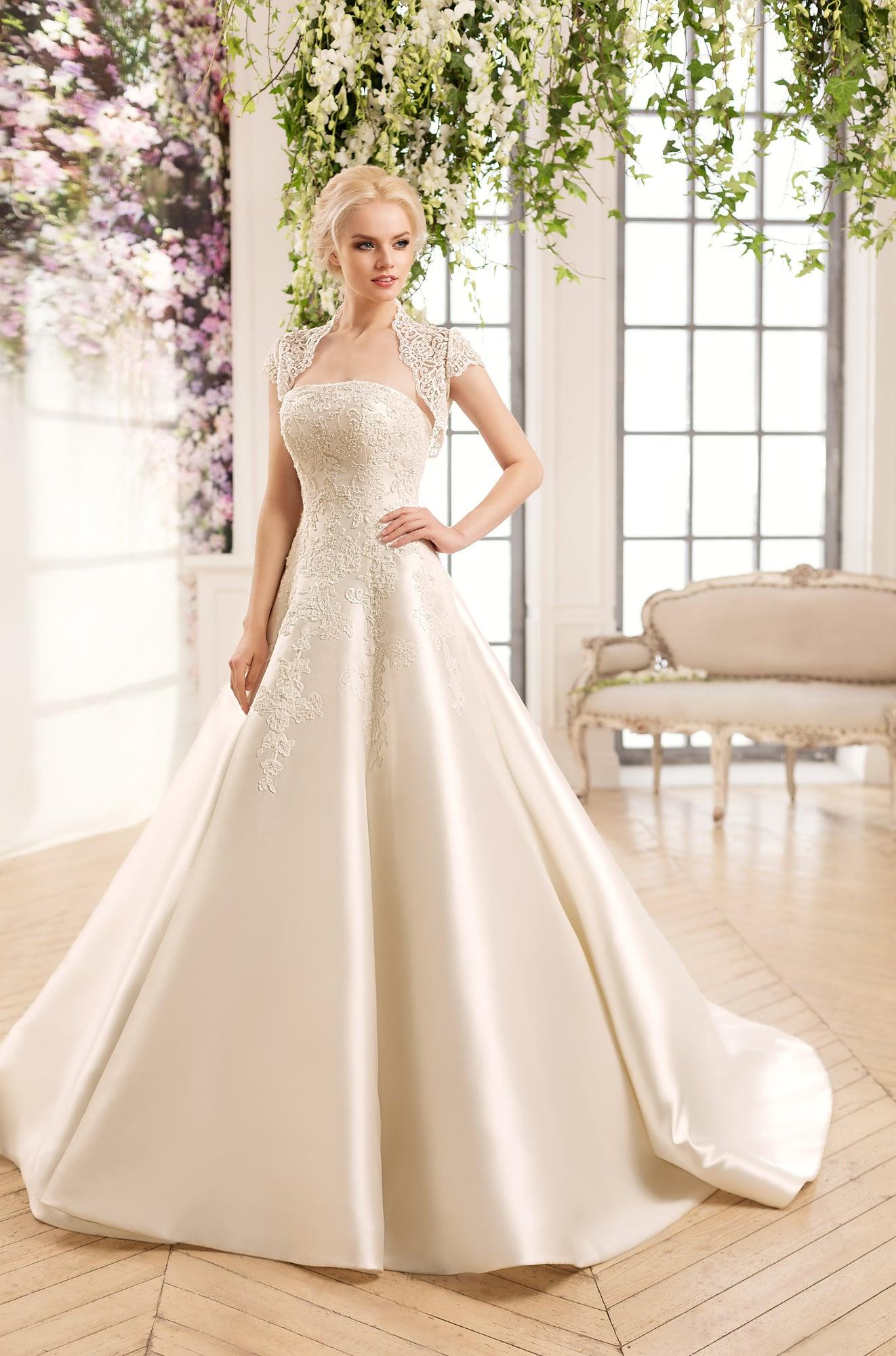 Болеро для свадебного платья купить в москве