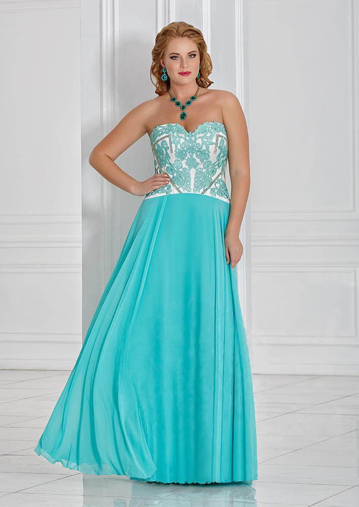 Открытое вечернее платье с прямой юбкой и облегающим корсетом с лифом-сердечком.