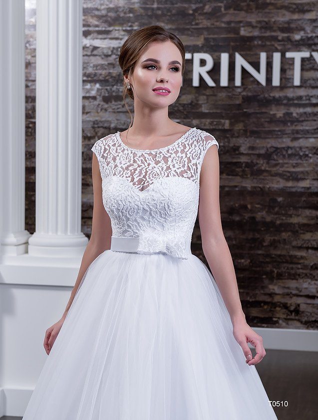 Свадебные платья от trinity
