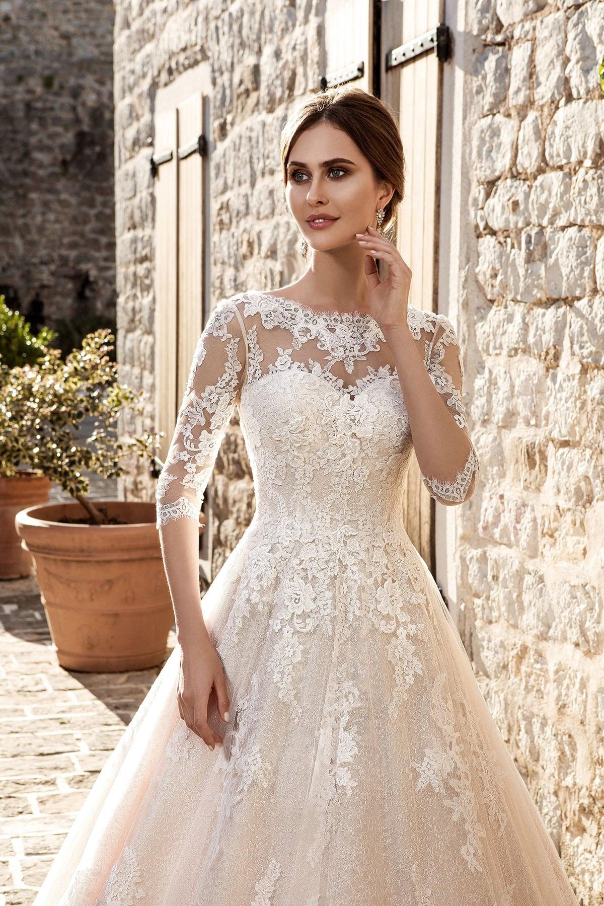 Свадебные платья milana