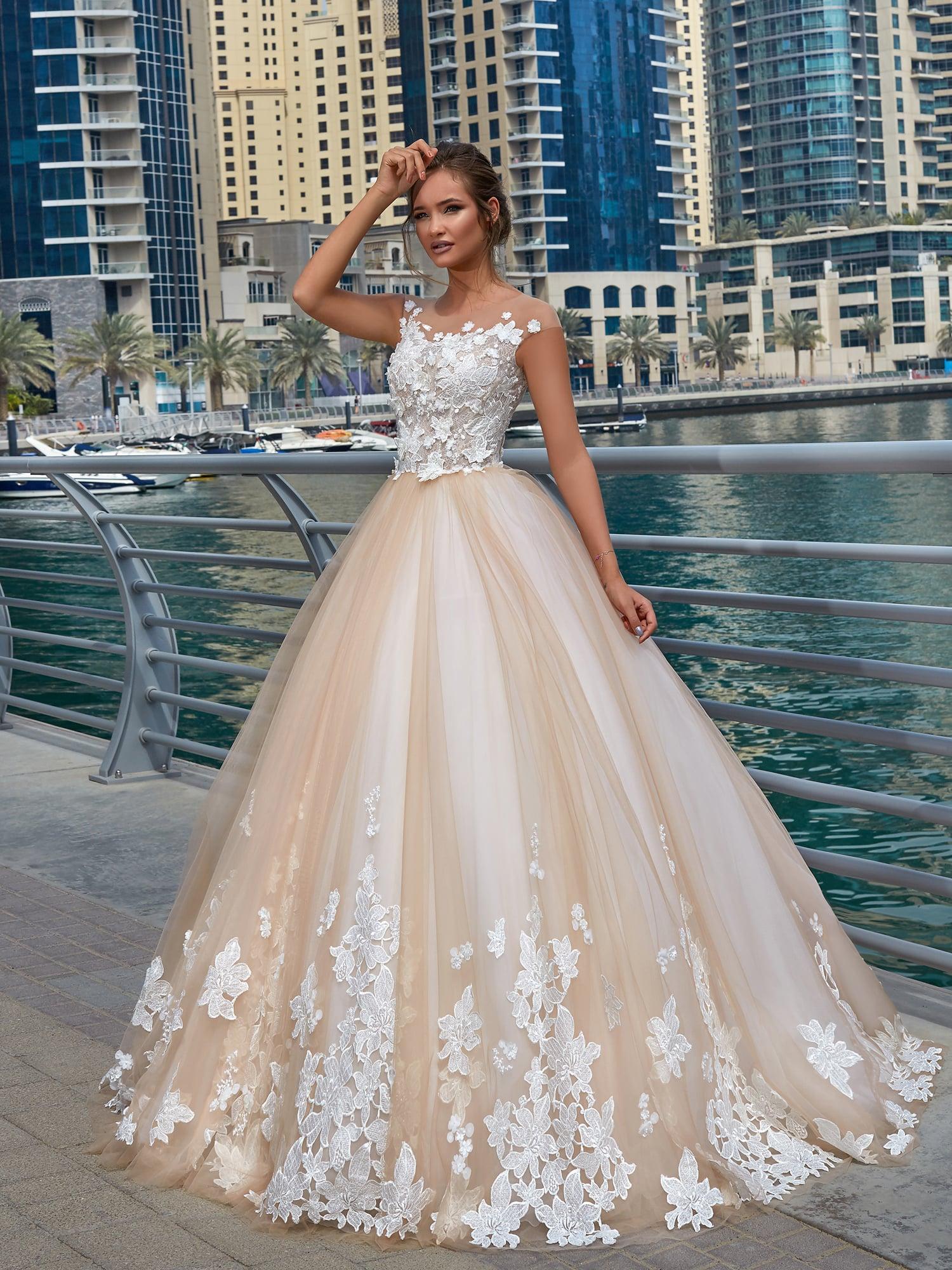 Красивые платья фото 2018 на свадьбу