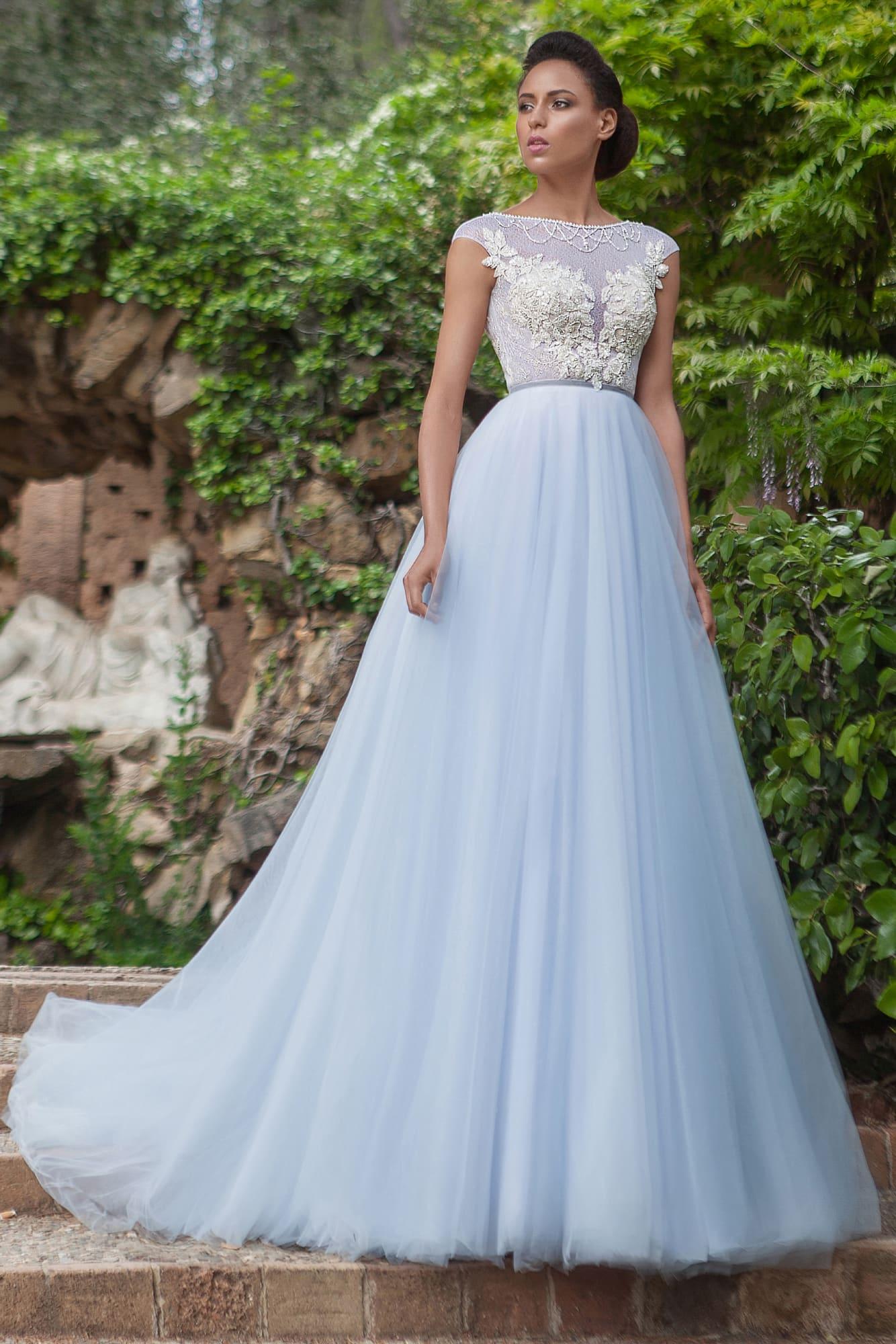 dc5845a826e1 Свадебное платье Gabbiano Ilayn ▷ Свадебный Торговый Центр Вега в ...