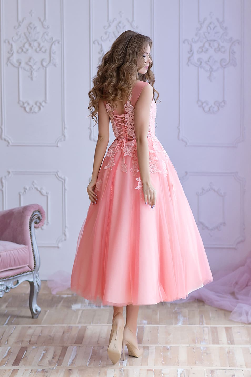 3290dca4eaa8 Вечернее платье Valentina Gladun Brian розовое. 🔍. new.  shop blout    shop dario