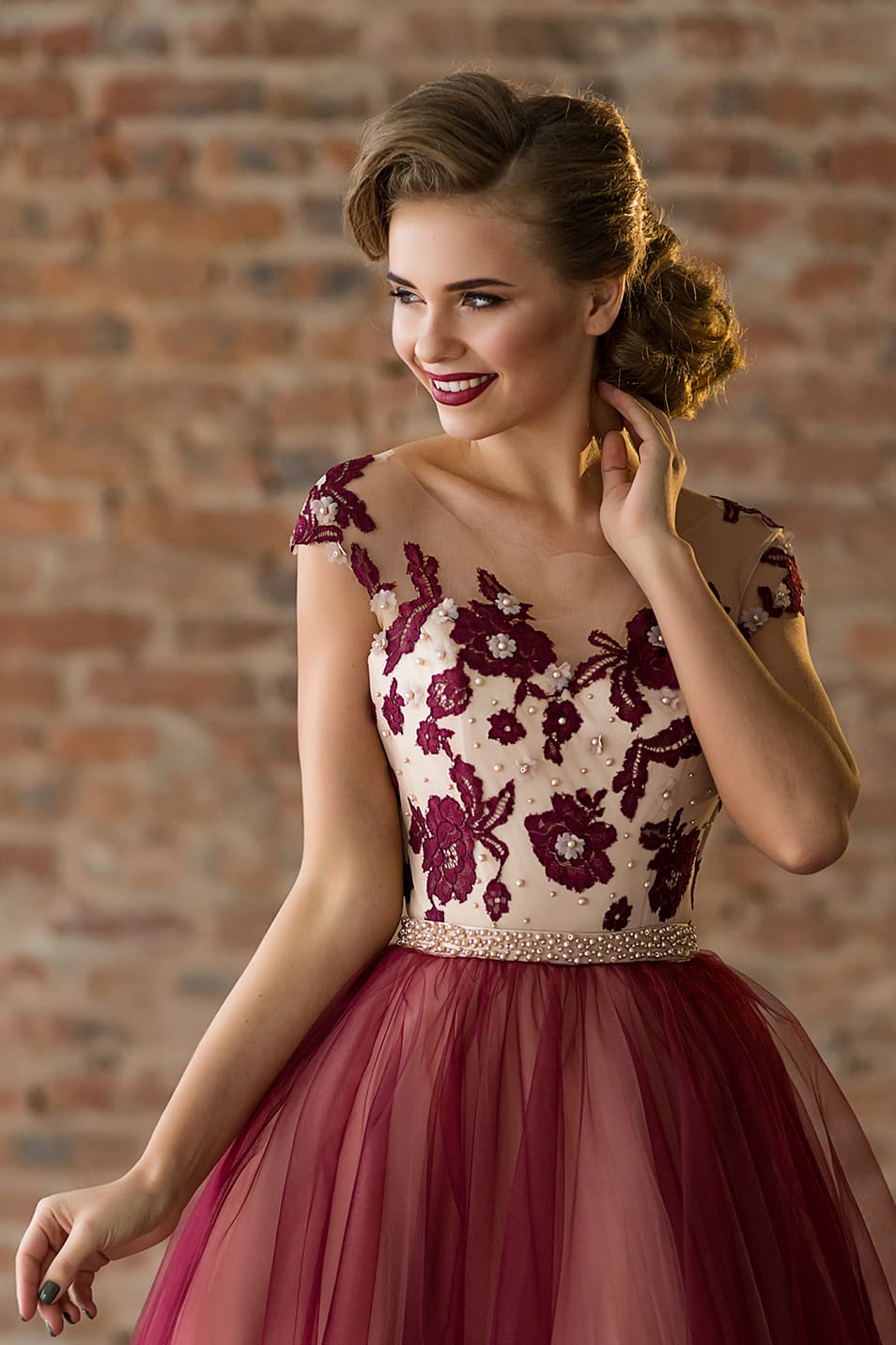 8ac7441c674e Короткое платье на выпускной Valentina Gladun Kerry ▷ Свадебный ...