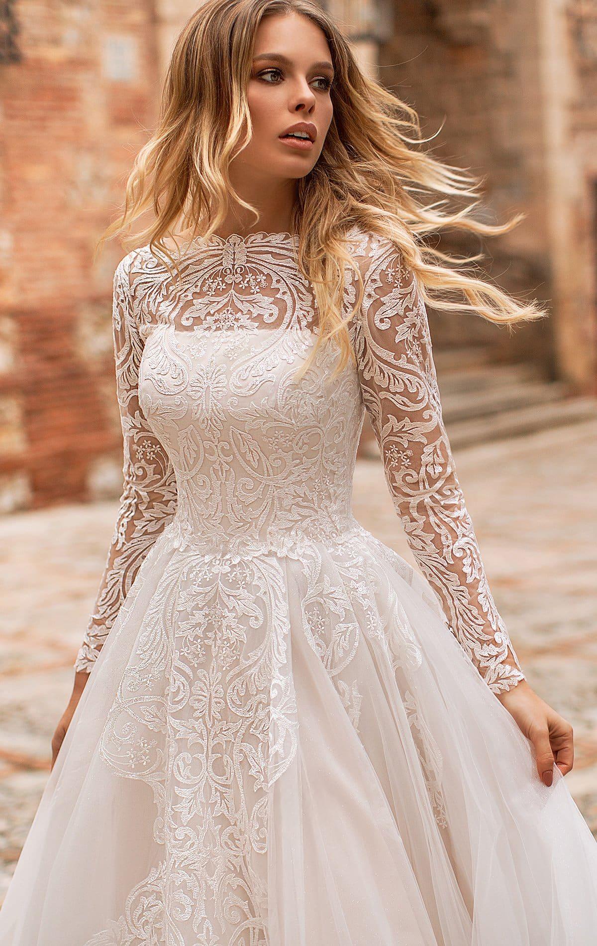 26527471daf Naviblue Bridal 2018 Wedding Dresses - Dolly Bridal Collection  weddingdress   weddinggown  brideddress