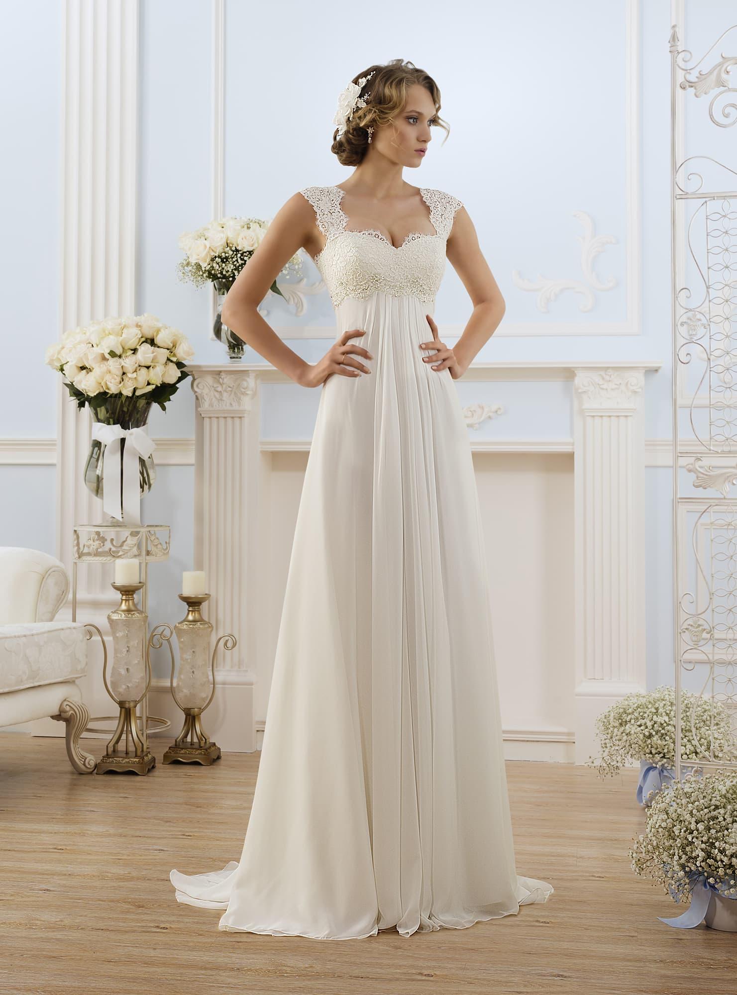 4503f1c6913 Свадебное платье Naviblue Bridal 13486 ▷ Свадебный Торговый Центр ...