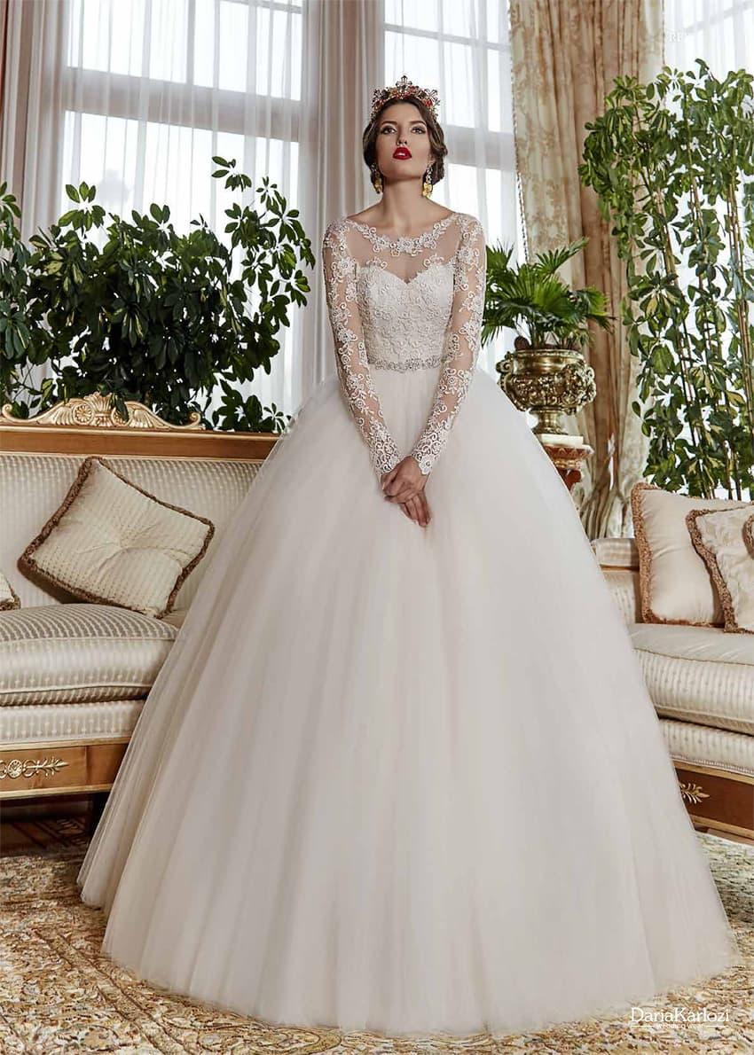 8b02b0c6028 Свадебное платье Daria Karlozi Rey ▷ Свадебный Торговый Центр Вега ...