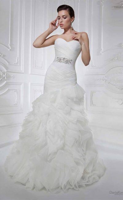 Притягательное свадебное платье