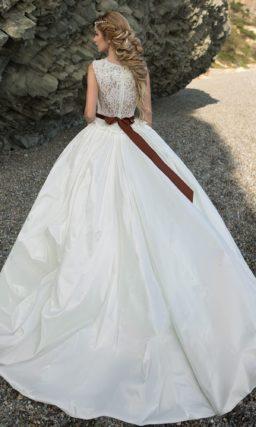 Незабываемое свадебное платье