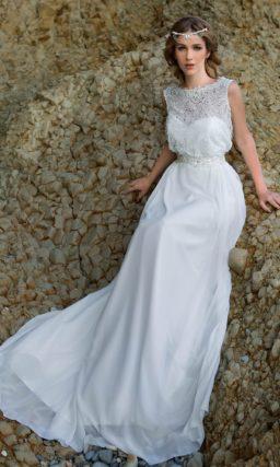 Свадебное платье «ампир»