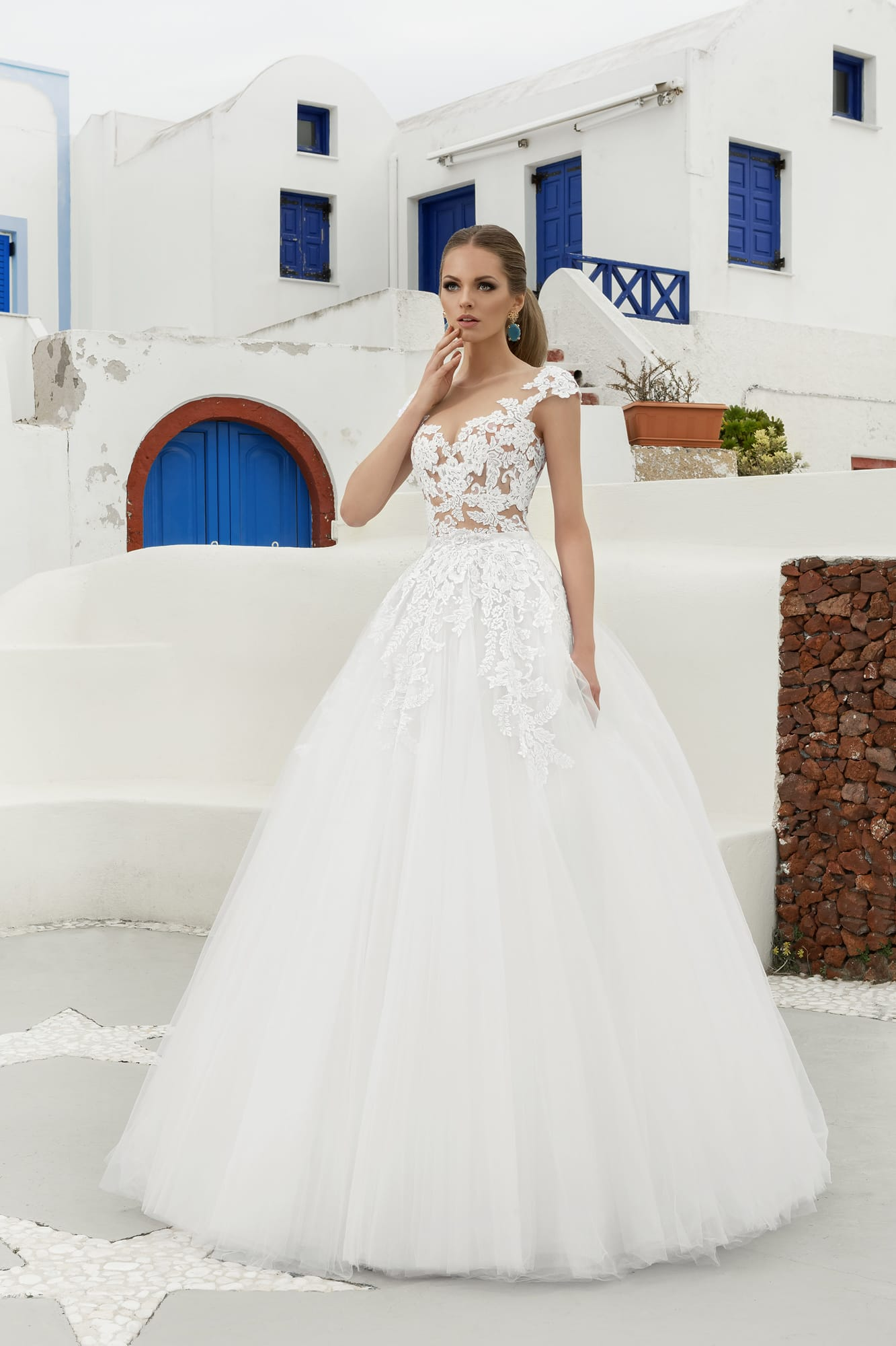b1d3e8f2b0c Свадебное платье Lanesta Бьянка ▷ Свадебный Торговый Центр Вега в ...