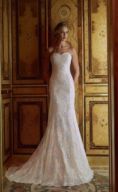 Изящное свадебное платье-трансформер