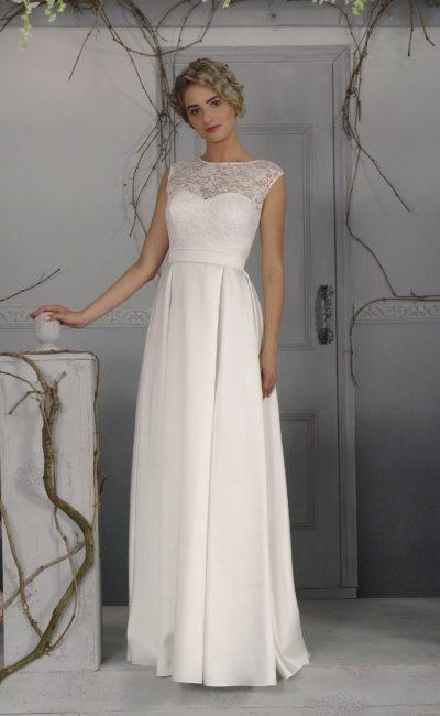 Прямое недорогое платье