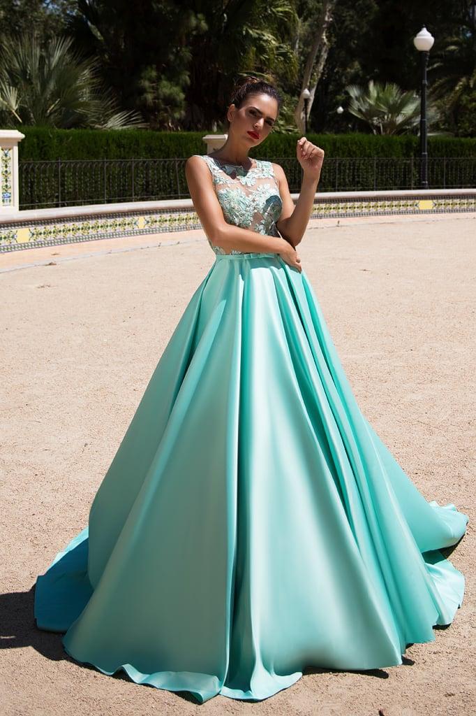 3130c523ef1 Вечернее платье Pollardi Andrea ▷ Свадебный Торговый Центр Вега в ...
