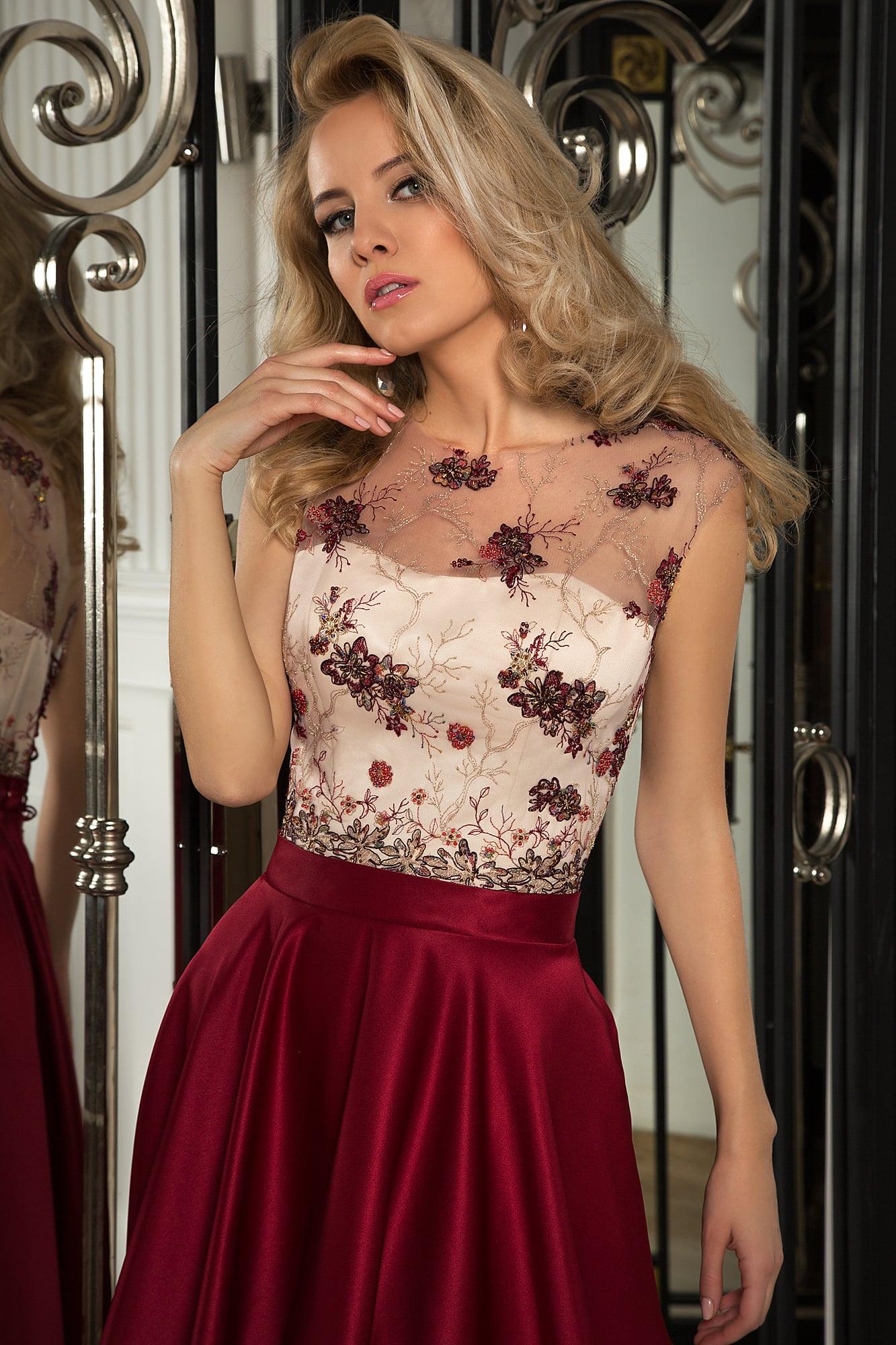 c5a8d7adc2b  shop 16-1051   shop 16-1054 . Oksana Mukha 2017   16-1053. Вечернее платье  смотрится изысканно ...