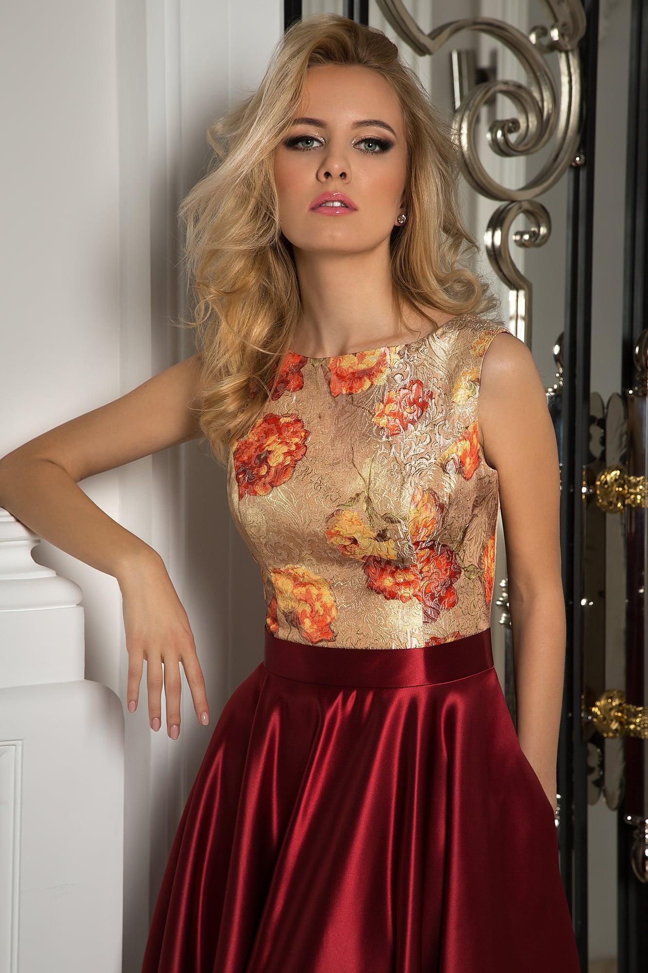 12ab9e1932c  shop 16-1054   shop 16-1074 . Oksana Mukha 2017   16-1069. Роскошный образ  дарит вечернее платье ...