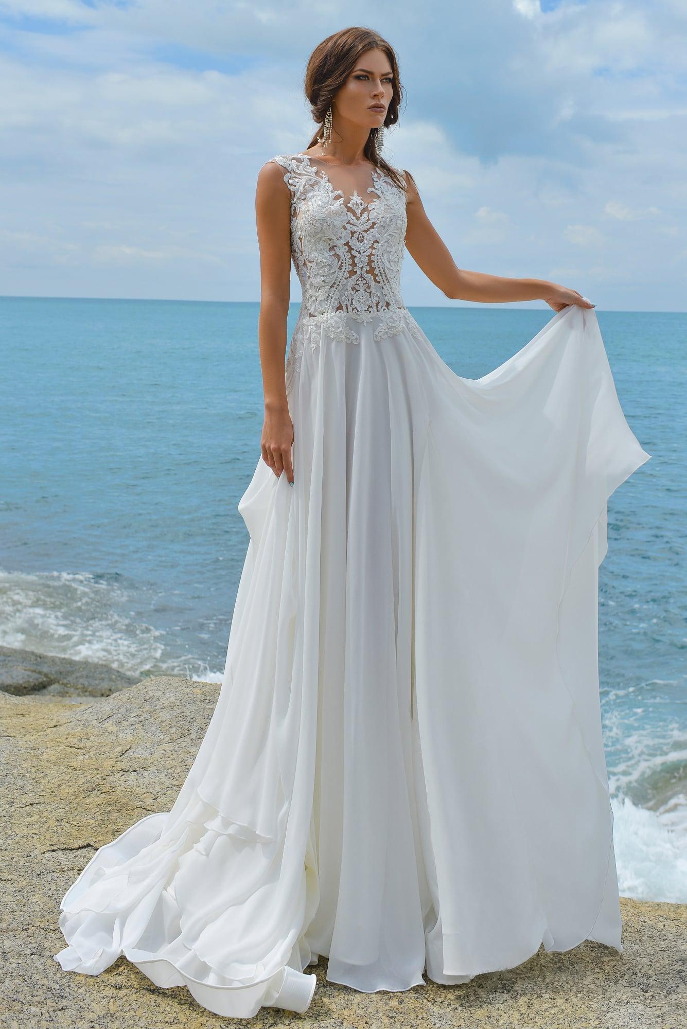 69b1d1e9a37 Свадебное платье Strekkoza Felomena ▷ Свадебный Торговый Центр Вега ...