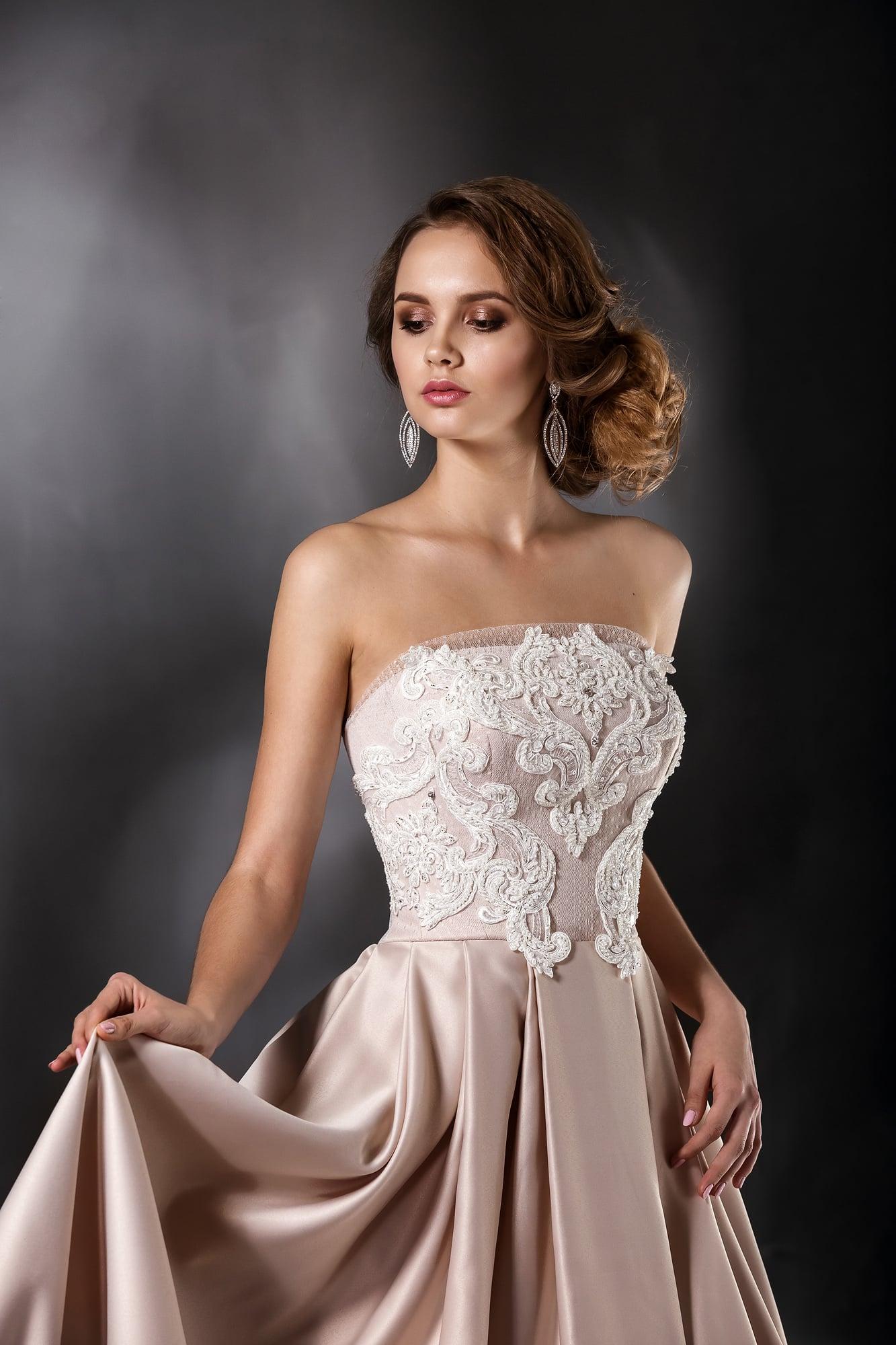 Кружевной Корсет Свадебного Платья