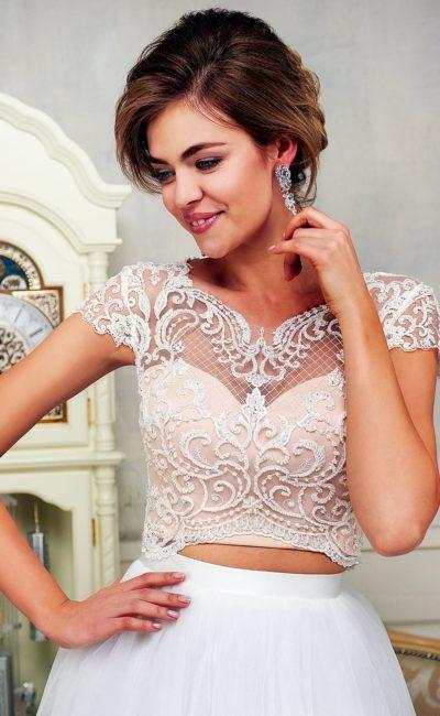 свадебное платье со скидкой