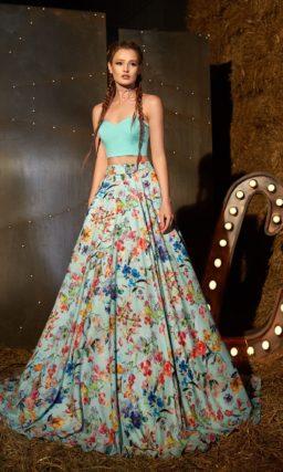 Раздельное платье