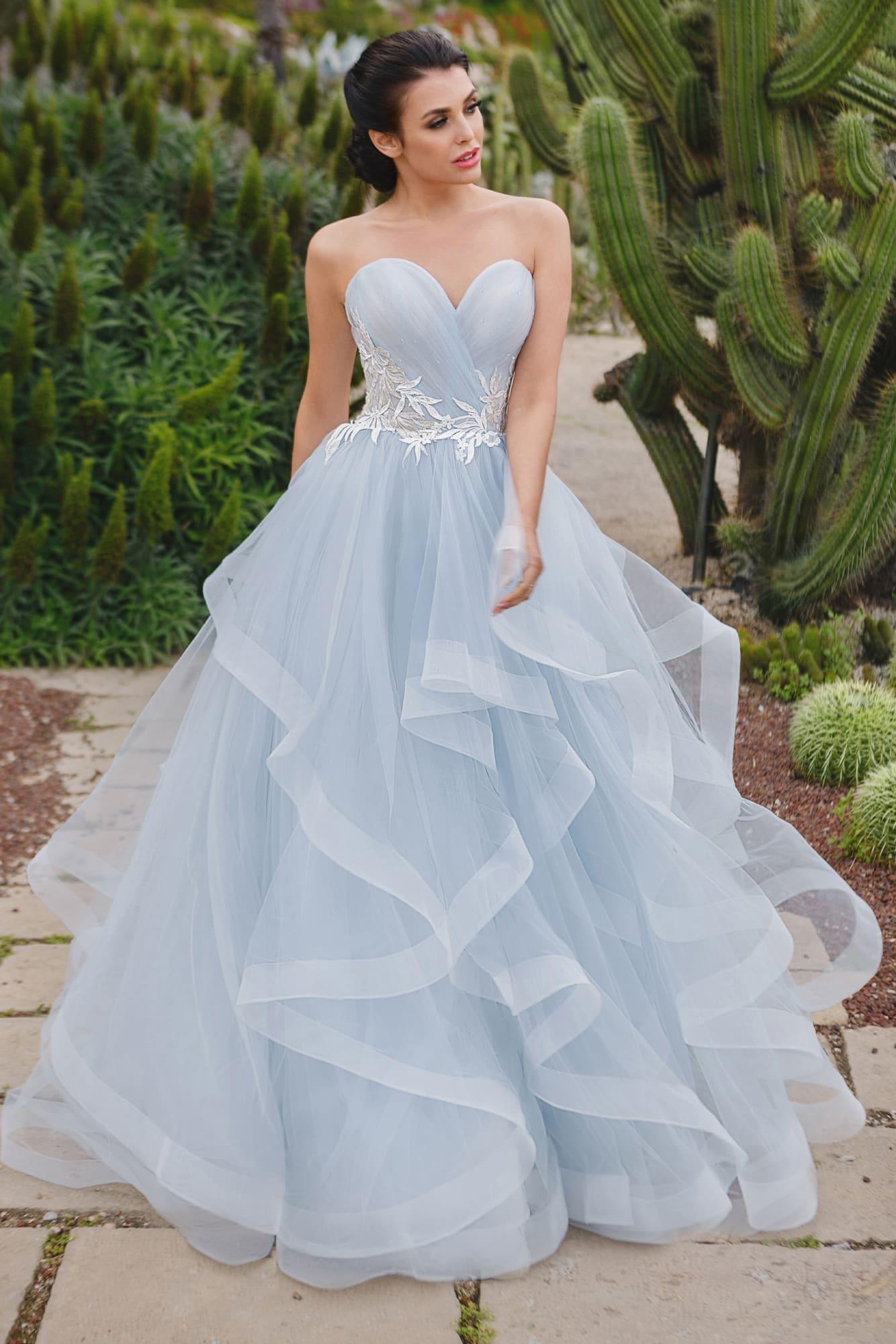 8dee583aed3 Свадебное платье Gabbiano Jinta ▷ Свадебный Торговый Центр Вега в ...