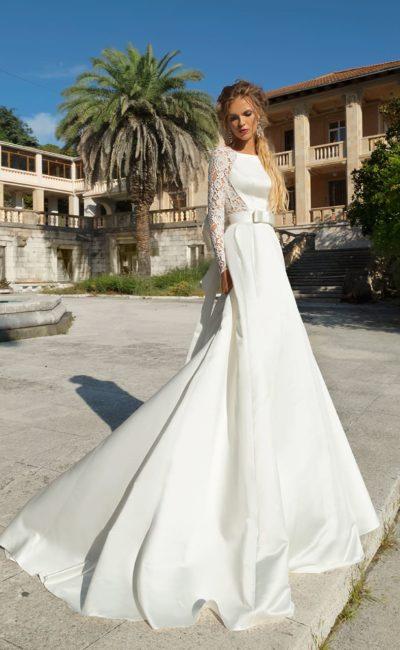 Платье на венчание в церкви