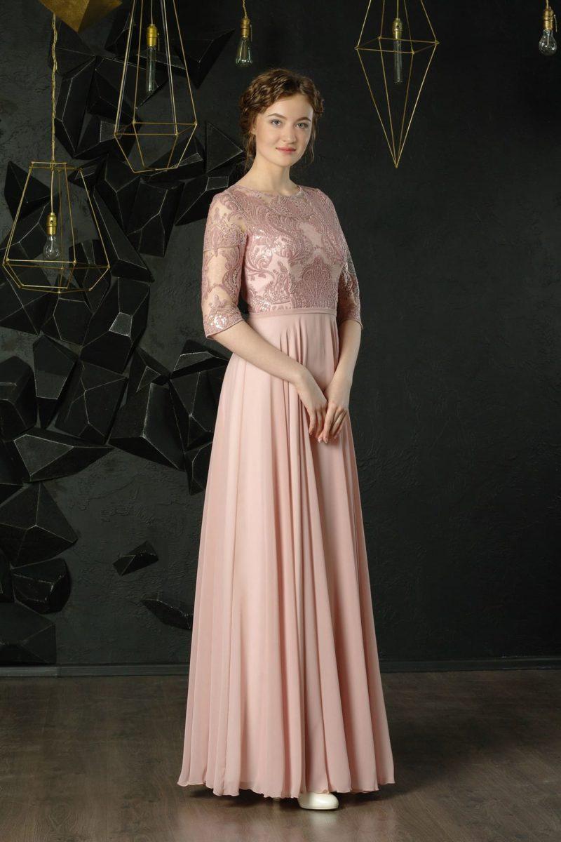 Платье для мамы жениха