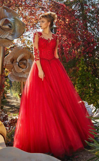 685154c50c9 Вечерние платья 2018 ▷ Свадебный Торговый Центр Вега - Москва
