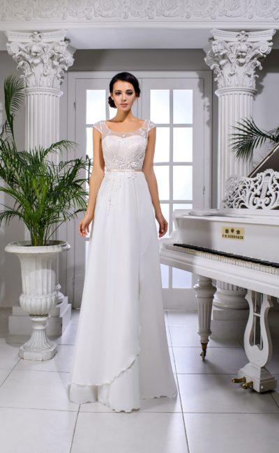 Платье греческого силуэта