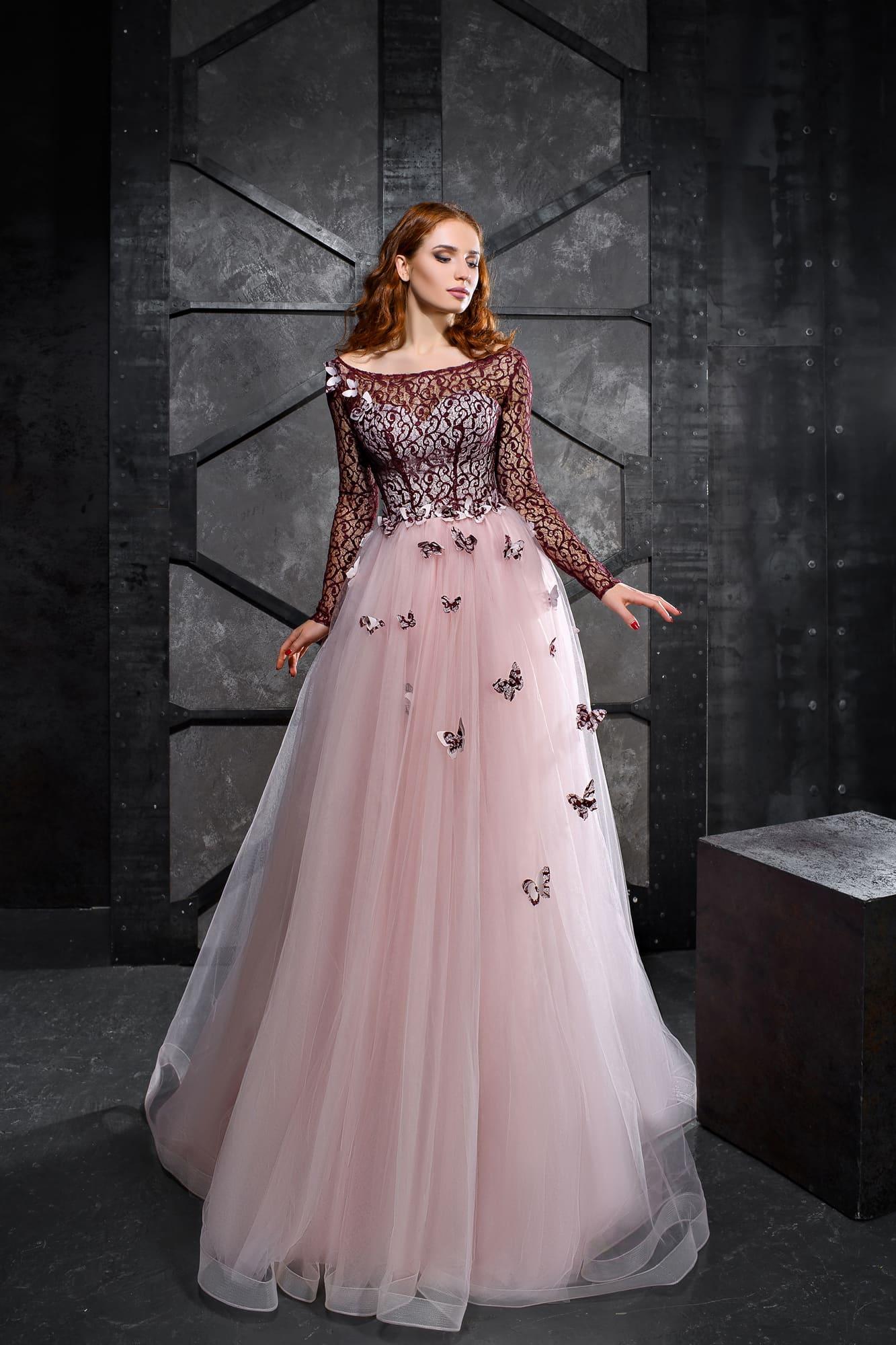 75a74219057 Вечернее платье Kira Nova Гликерия ▷ Свадебный Торговый Центр Вега ...