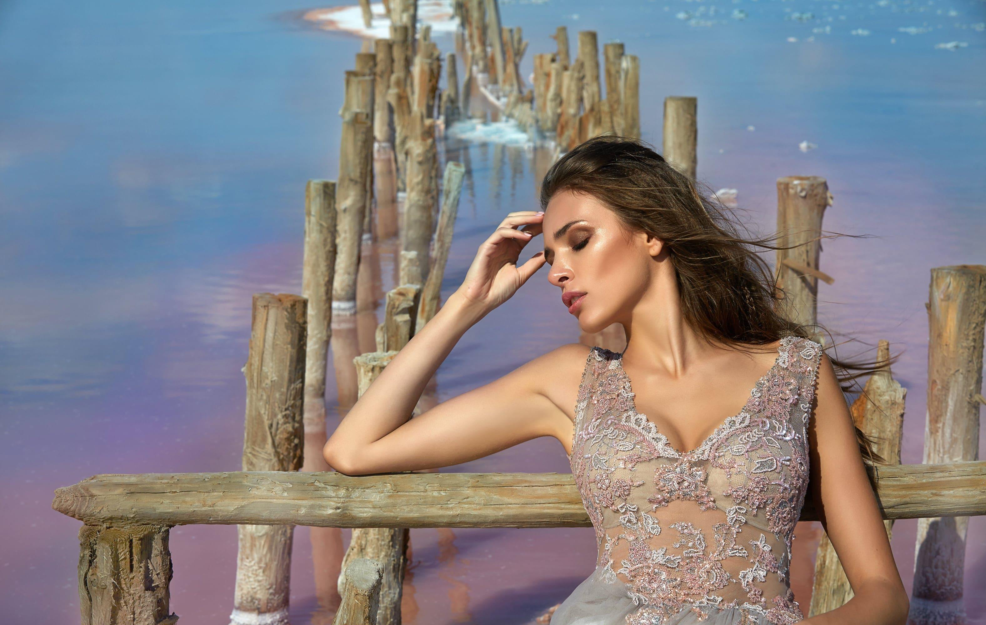 50b02dcd46778f7 Вечернее платье Armonia Nakuru ▷ Свадебный Торговый Центр Вега в Москве