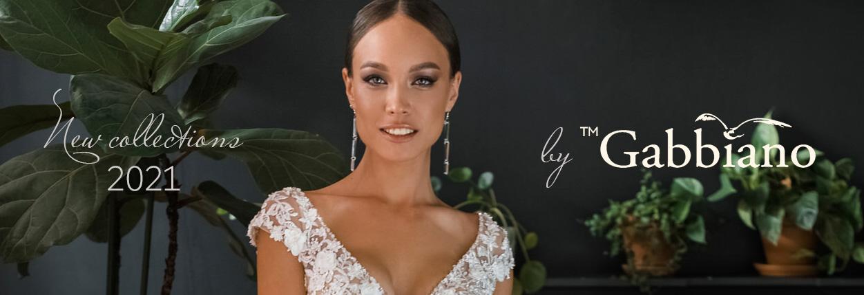 Свадебные платья Gabbiano 2021