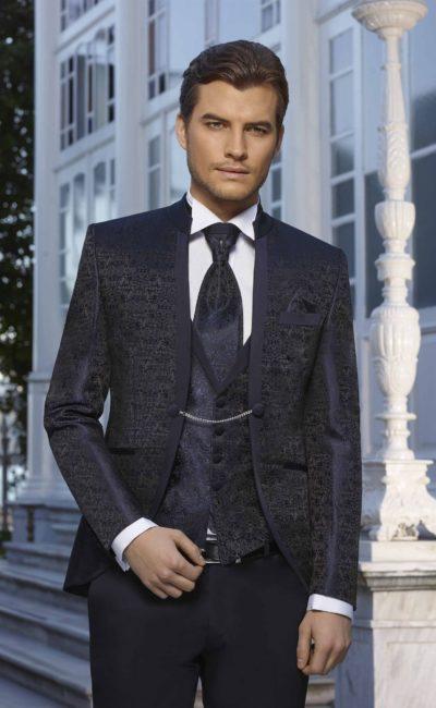 стильный мужской свадебный костюм