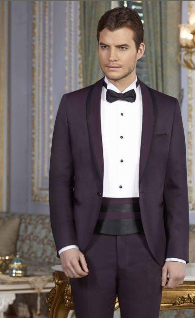 Недорогой мужской свадебный костюм
