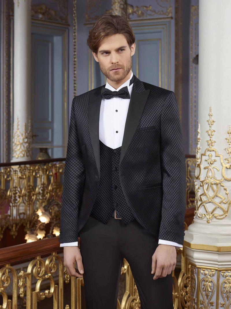 мужской костюм для свадьбы
