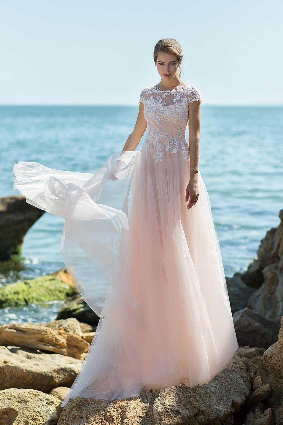 570b5a37b65 Свадебное платье Valentina Gladun Ivanna ▷ Свадебный Торговый Центр Вега в  Москве