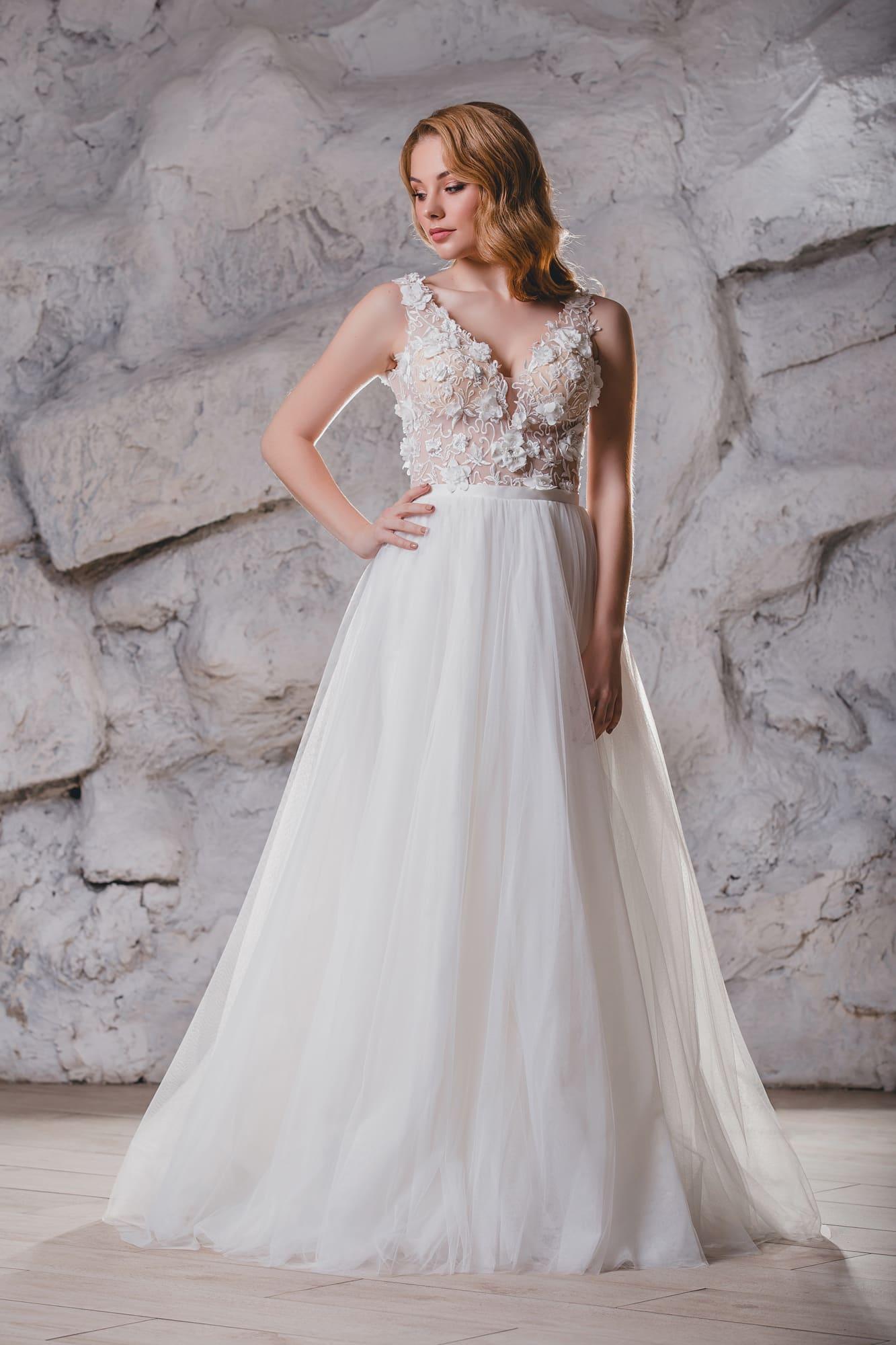 2d4771742142714 Свадебное платье Queen Aylin ▷ Свадебный Торговый Центр Вега в Москве