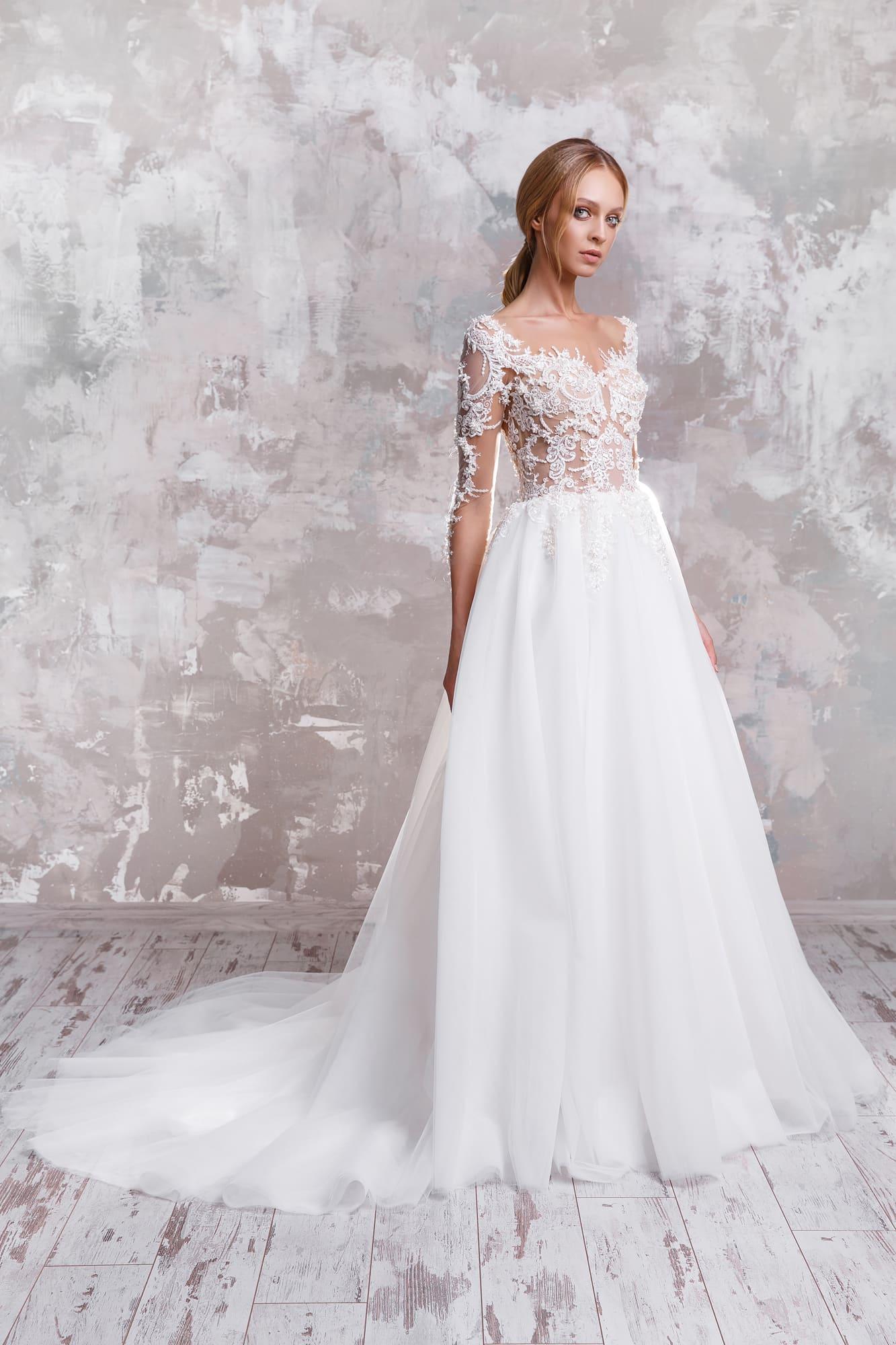 990851f94c71a93 Свадебное платье Queen Ellen ▷ Свадебный Торговый Центр Вега в Москве