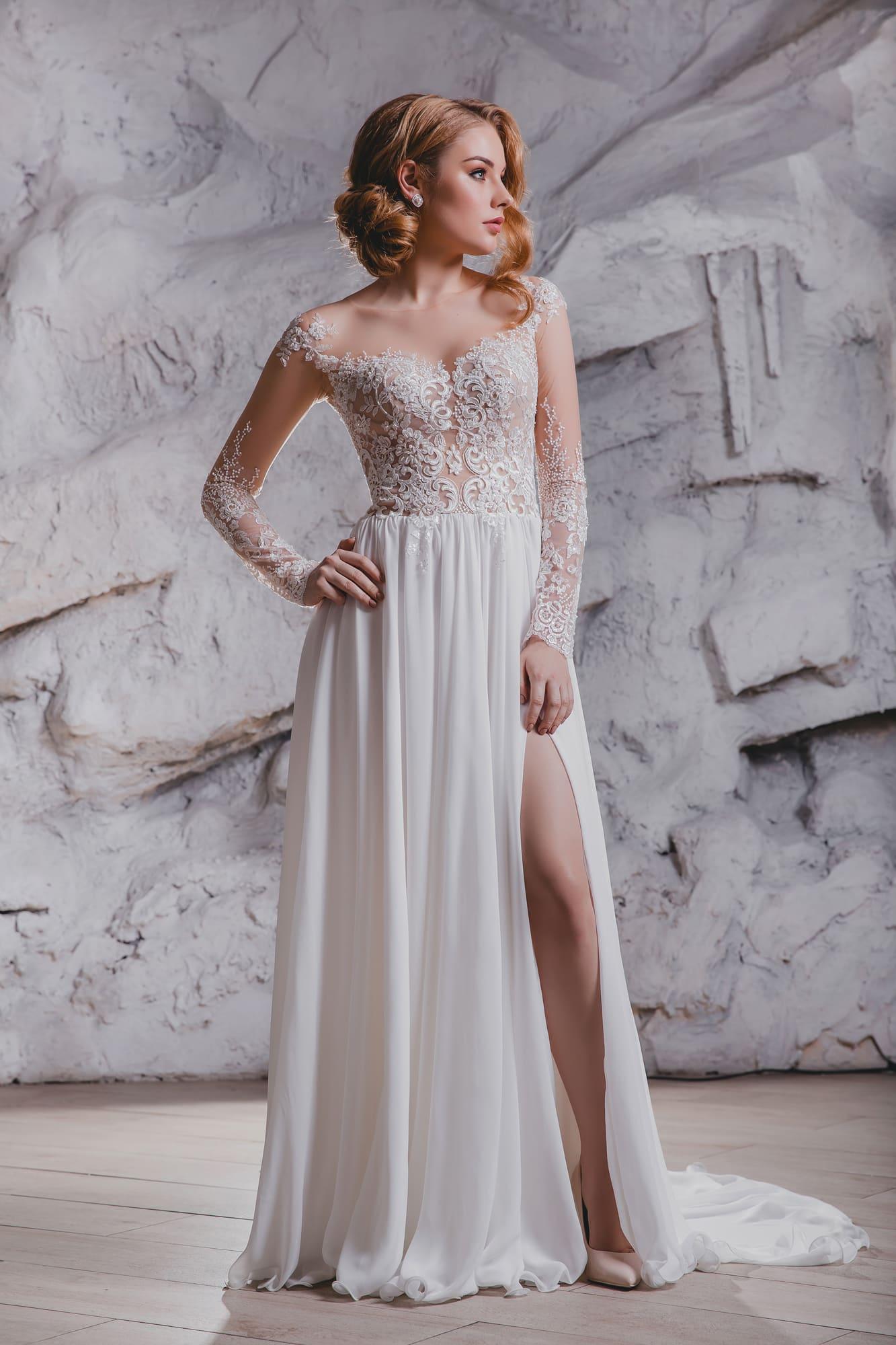 e381e03f5d3f0c1 Свадебное платье Queen Ingrid ▷ Свадебный Торговый Центр Вега в Москве