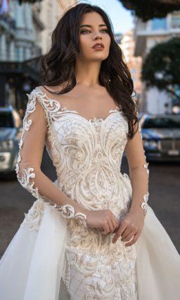 Красивое платье-трансформер