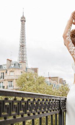 Женский свадебный костюм