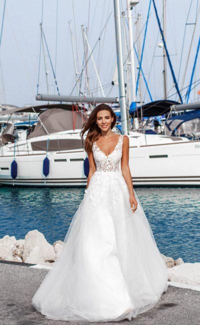свадебное платье недорогое