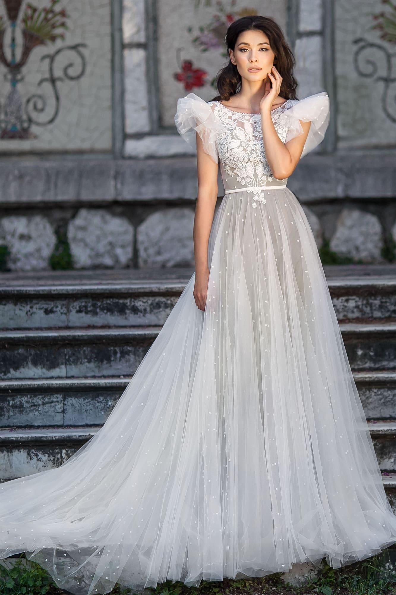 9dc72dc2cb3 Свадебное платье Gabbiano Emmanuelle ▷ Свадебный Торговый Центр ...