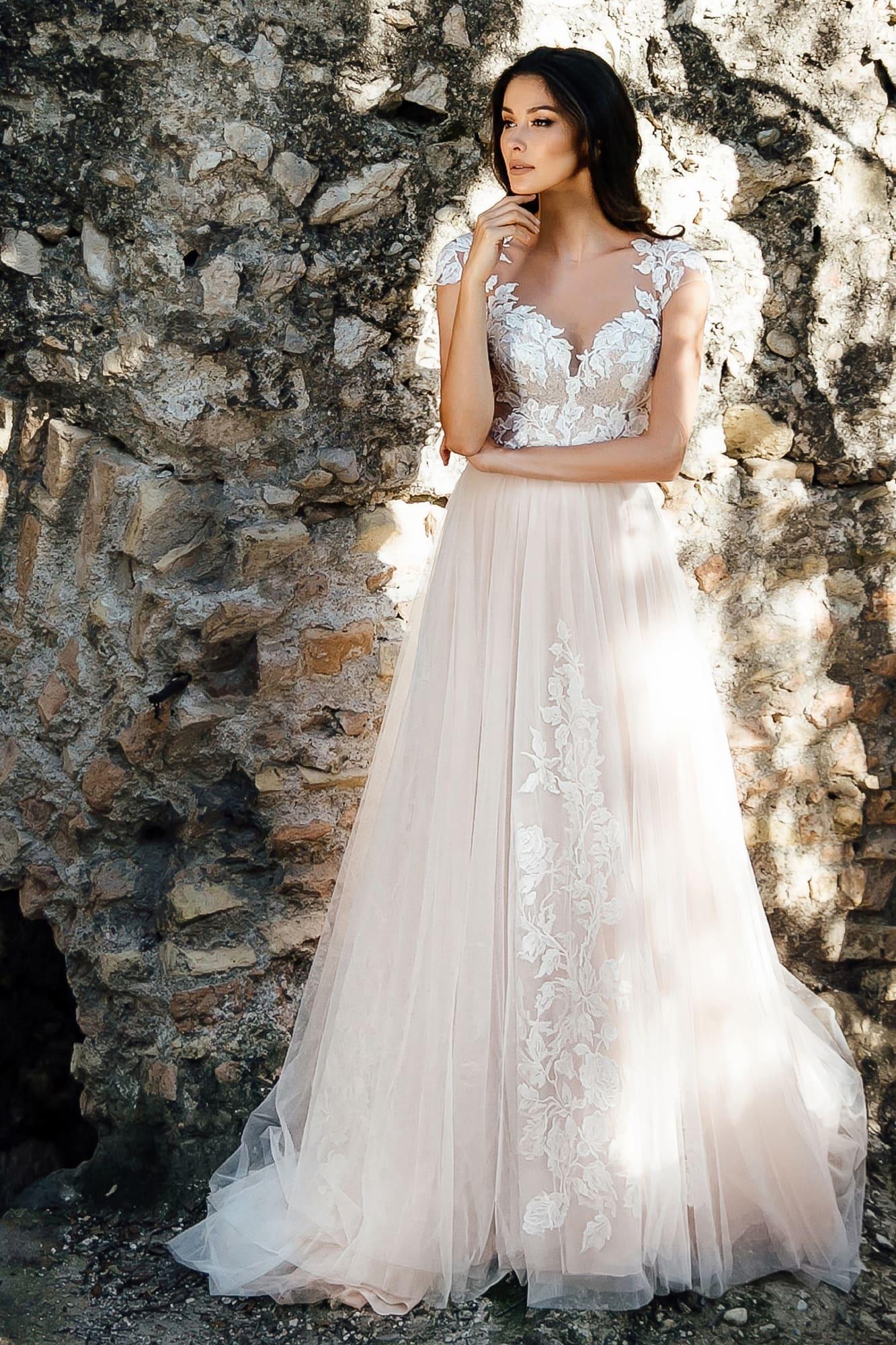 ca831da8177 Свадебное платье Gabbiano Orenda ▷ Свадебный Торговый Центр Вега в ...