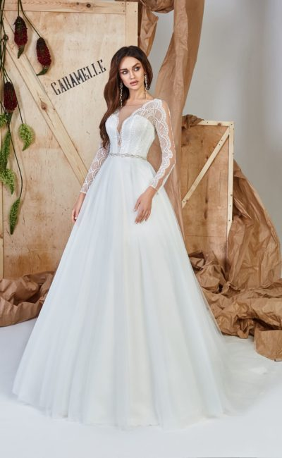 Роскошное элегантное платье